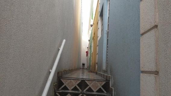 Sobrado Com 1 Dormitório Para Alugar, 40 M² Por R$ 600/mês - Jardim Marabá - São Paulo/sp - So14799