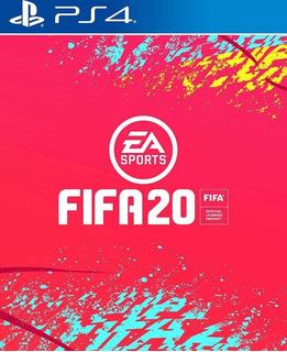 Fifa 20 Standard Juego Digital Ps4 Primario