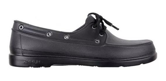 Zapato Escolar Unisex Negro Humms Timmon Del 28 Al 39