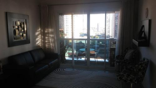 Apartamento Residencial À Venda, Tatuapé, São Paulo. - Ap5719