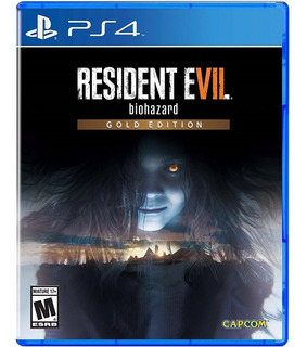 Resident Evil 7: Biohazard Gold Edition Ps4 - Prophone
