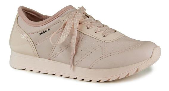 Tenis Feminino Pink Cats V1251 Juv