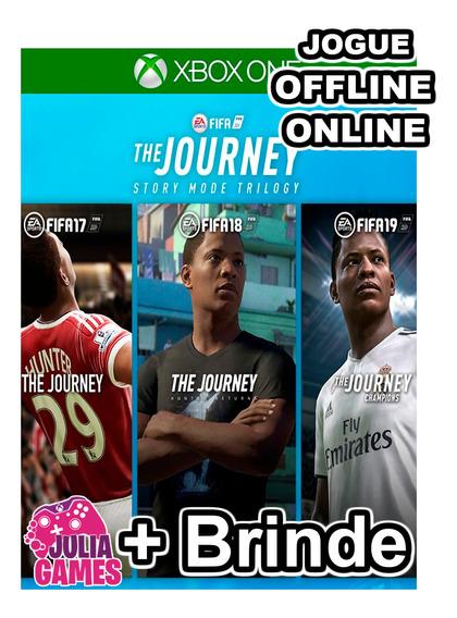 Fifa Trilogia A Jornada Do Fifa Pt- Br Xbox One + Brinde