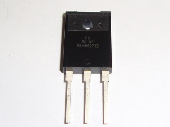 Transistor Bu508af - Bu 508af - Isolado Novo Frete + Barato