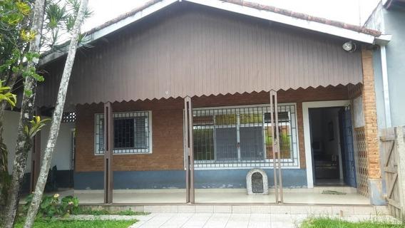 Casa Com Amplo Terreno Excelente Para Piscina- Martin De Sá - 183