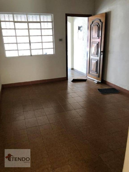 Casa 140 M² - 2 Dormitórios - Rudge Ramos - São Bernardo Do Campo/sp - Ca0083
