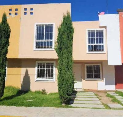 ¡casa Con Excelente Ubicación En Privada Al Sur De Pachuca!