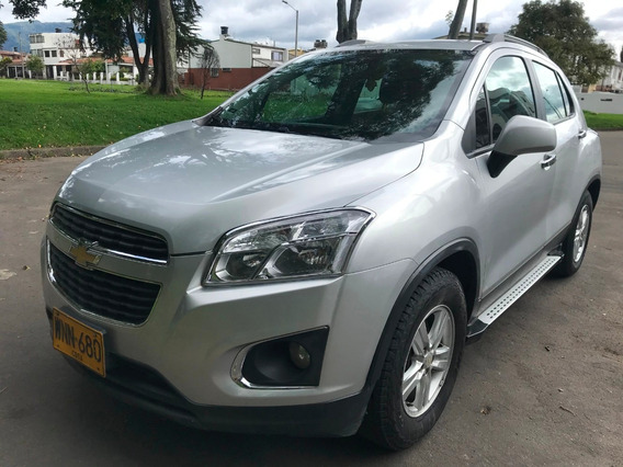 Chevrolet Tracker 1.8 Ltz 2016 Aa