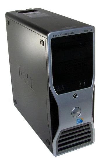 Workstation Dell Precision T5500 W3530 Hd 500gb 24gb Ram