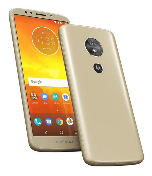 Smartphone Motorola Moto E5 16gb Ouro