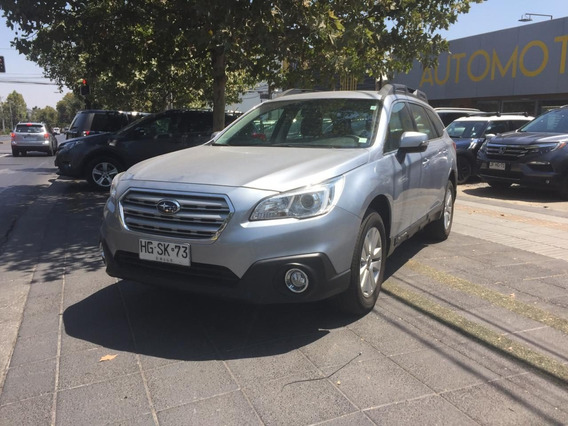 Subaru All New Outback 2.5i Aut 2016