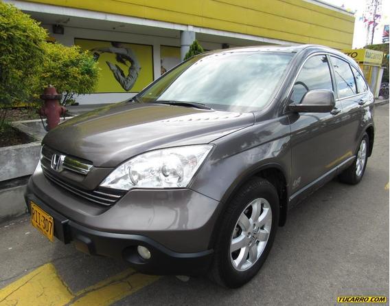 Honda Cr-v Ex Automatica 2.4 4x4