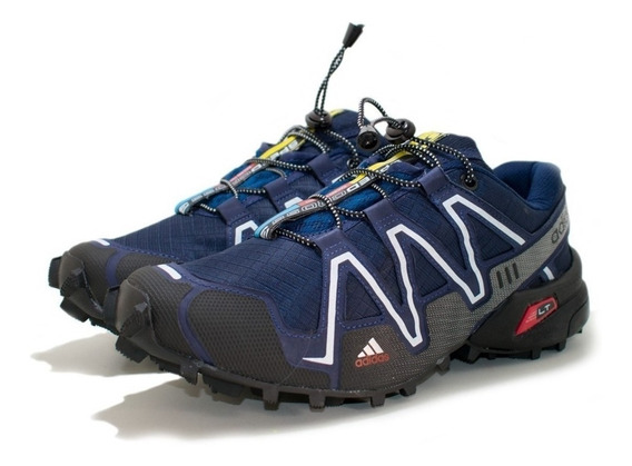 Tênis Speedcross 3 4 Trava Masculino - Frete Grátis