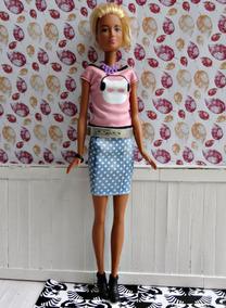 Barbie Negra Tall