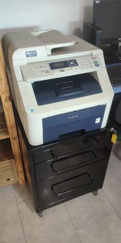 Impressora Multifuncional Brother Mfc-9010cn