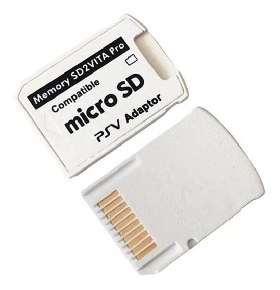 Psvita Sd2vita Adaptador Micro Sd A Vita 1000 2000