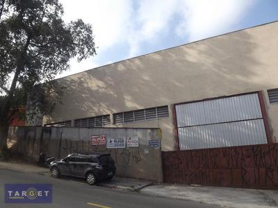 Galpão Comercial Para Locação, Jardim D Abril, Osasco/sp - Ga0054