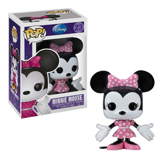 Figura Funko Pop Disney Minnie Mouse 23