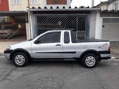Fiat Strada Adventure 1.8 Try On (ipva 2020 Pago)