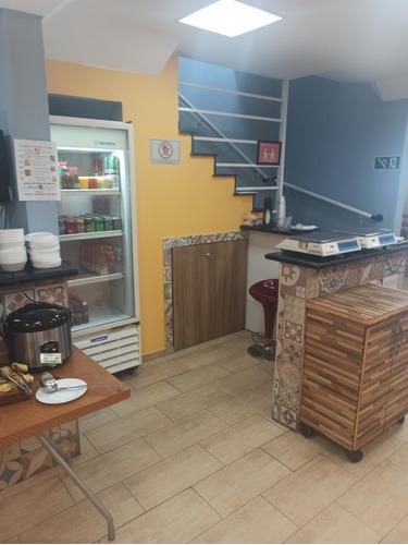 Imagem 1 de 5 de Restaurante 3 Em 1 Em Santos