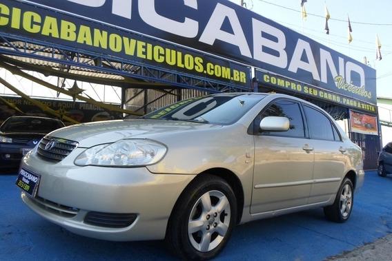 Toyota Corolla 1.8 Xei 16v Gasolina 4p Manual 2005/2006