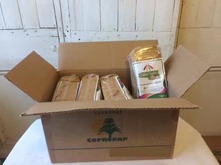 Oferta!!! Panela Orgánica Mashi Caja 10 Unidades De 1 Kilo