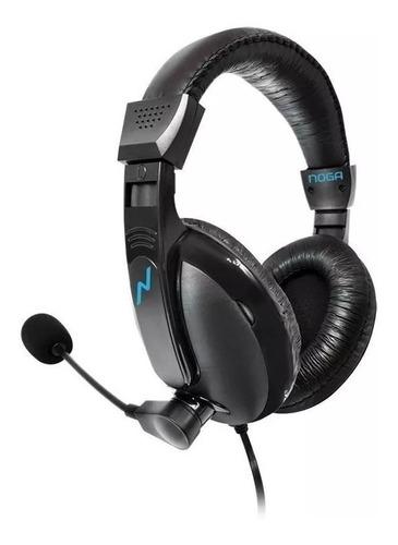 Auricular Gamer C/micrófono Stormer 1688 Pc-ps/4 Castelar