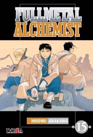 Fullmetal Alchemist 15 - Hiromu Arakawa