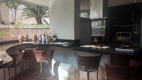 Casa Com 4 Dormitórios À Venda, 440 M² Por R$ 2.100.000,00 - Parque Dos Pássaros - São Bernardo Do Campo/sp - Ca10520