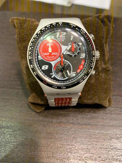 Relógio Swatch Irony Aluminio