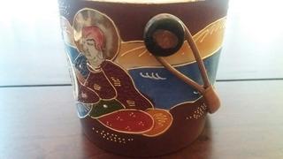 Ceramica Porcelana Louça Satsuma Antiga Vintage Decoração