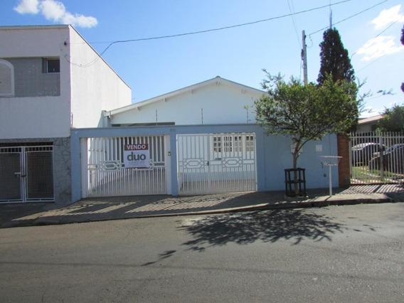 Casa Em Vila Independência, Piracicaba/sp De 190m² 3 Quartos À Venda Por R$ 500.000,00 - Ca420964