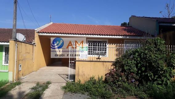 Casa Para Alugar No Bairro Vila Torres I Em Campo Largo - - 509-2