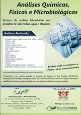 Análises Químicas, Físicas E Microbiologicas