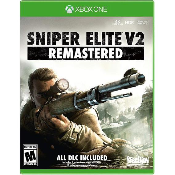 Sniper Elite V2 Remastered - Xbox One Lacrado