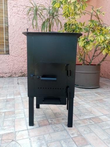 Imagen 1 de 9 de Calefactor A Leña