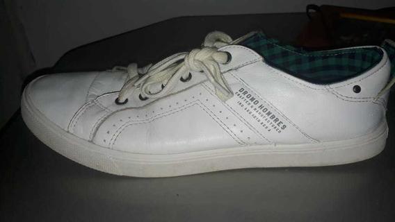 Zapatillas Blancas Dromo Hombre