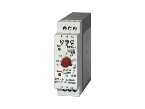 Temporizador Rele De Tempo Digimec 30 Seg Jtei-1 24/110/220v