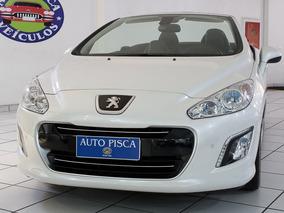 Peugeot 308cc 1.6 16v Turbo Gasolina 2p Automático
