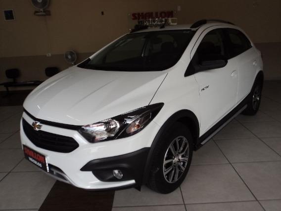 Chevrolet Onix 1.4 Activ 5p 2016/207 Branco