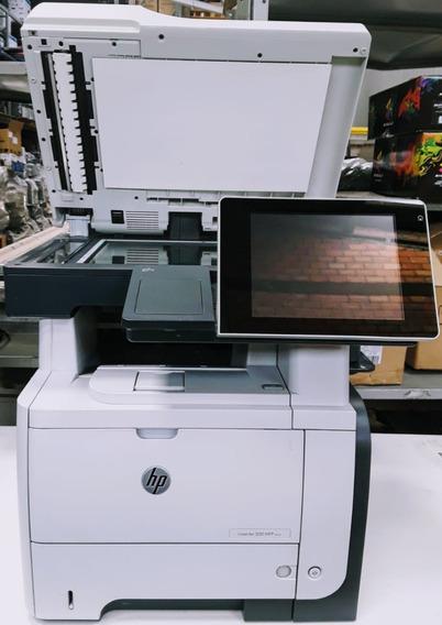 Impressora Multi Hp Laserjet Mfp M525 Eprint 500