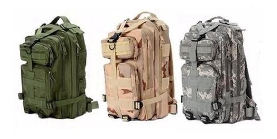 Backpack Mochila Militar Táctica R1