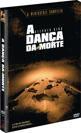 Dvd A Dança Da Morte - A Minissérie Completa - 4 Discos