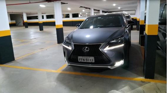 Lexus Nx 2.0 F-sport Aut. 5p 2016