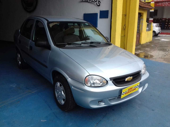 Gm Corsa Sedan Classic Life 1.0 Flex 2007