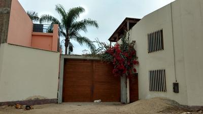 Vendo Casa De Campo En Pachacamac 1,720 M2