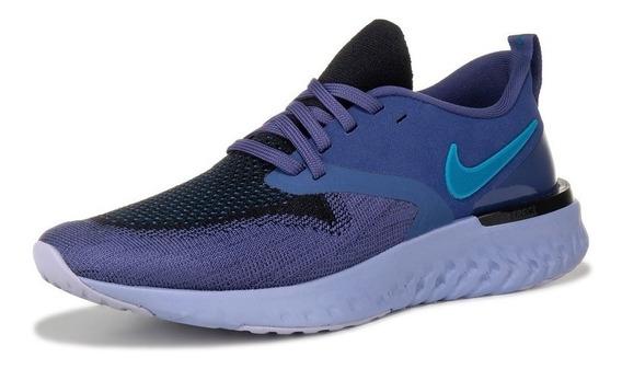 Tenis Nike Odyssey React 2 Flyknit Mujer Run Correr Gym Epic