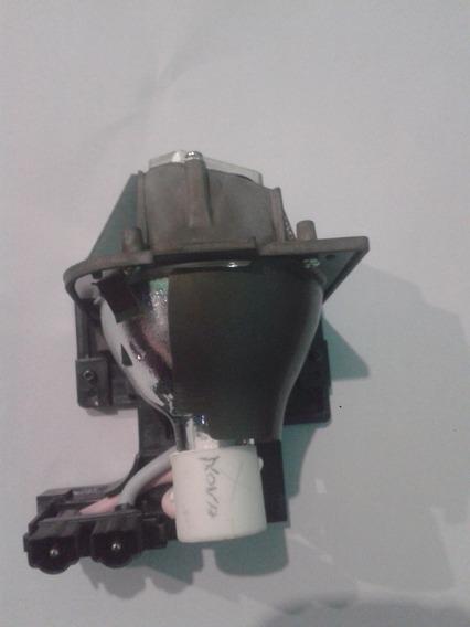 Lâmpada Para Projetor Optoma Hd65 Completa Com Case Original!