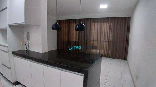 Imagem 1 de 30 de Apartamento Para Venda 76m² No Loteamento Center Santa Genebra Em Campinas - Sp - Ap2686