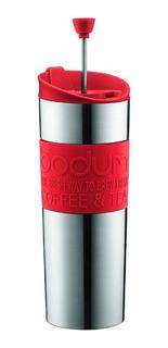 Bodum Termo Vaso Cafetera Prensa Francesa 450 Ml Rojo